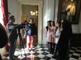 Wardsboro students advocate for the Gilfeather