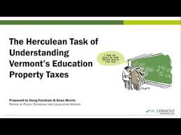 Education Property Tax Rates | Department of Taxes